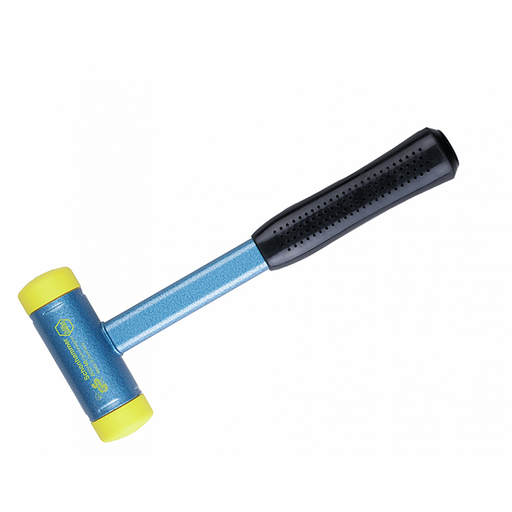 "Wiha 80260 2.3"" Face x 71.6 Oz Dead Blow Hammer"
