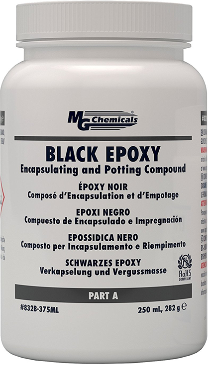 MG Chemicals 832B-375ML Epoxy Encapsulating and Potting Compound