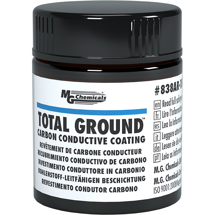 Mg Chemicals 838AR-15ML Carbon Conductive Coating
