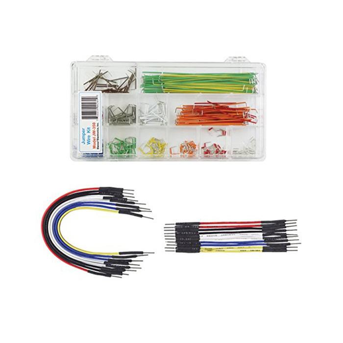 Elenco JW-380D Deluxe Jumper Wire Kit