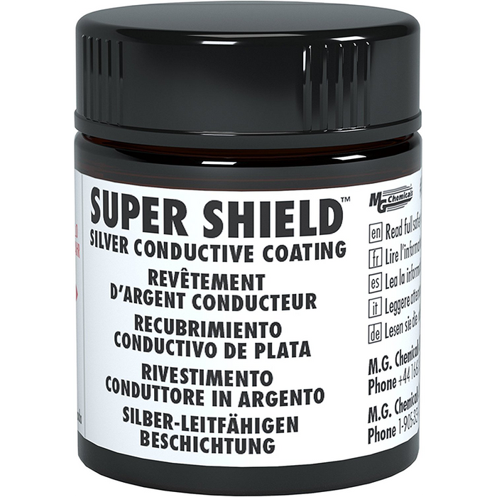 Mg Chemicals 842AR-15ML Silver Conductive Coating