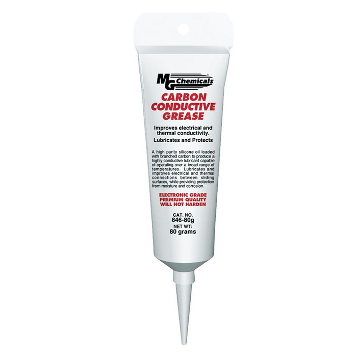 Mg Chemicals 846-80G Carbon Conductive Grease