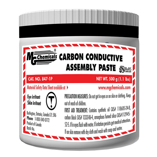 Mg Chemicals 847-1P Carbon Conductive Paste