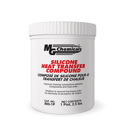 MG Chemicals 860-1P Silicone Heat Transfer Compound