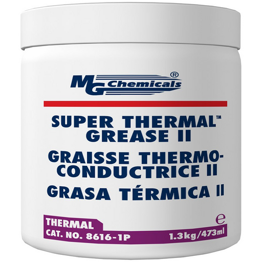 Mg Chemicals 8616-1P Super Thermal Grease II