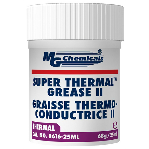 Mg Chemicals 8616-25ML Super Thermal Grease II
