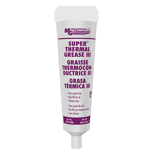 Mg Chemicals 8617-85ML White Super Thermal Grease III