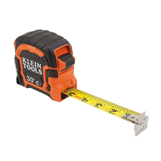 Klein Tools 86230 Double Hook Magnetic Tape Measure