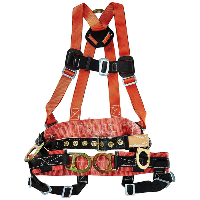Klein Tools 87890 Small Tree Trimming Safety Harness