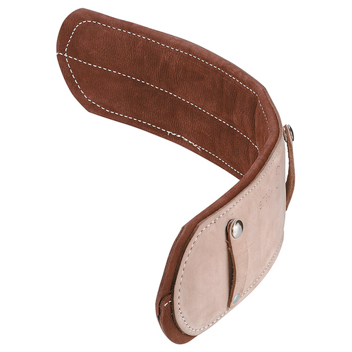 Klein Tools 87904 22'' Leather Cushion Belt Pad