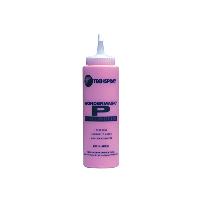 Techspray 2211-8SQ SolderMask, Bottle