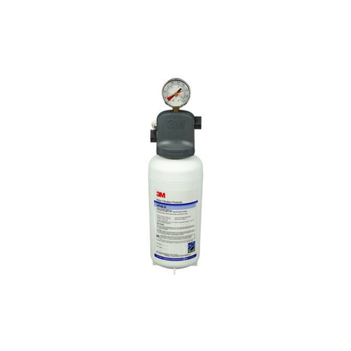 3M High Flow Series Ice Water Filtration System ICE140-S, 5616203, 0.2 um NOM, 2.5 gpm, 25000 gal