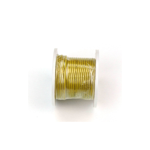 Elenco 884440  Yellow 22 AWG Solid 25 ft.