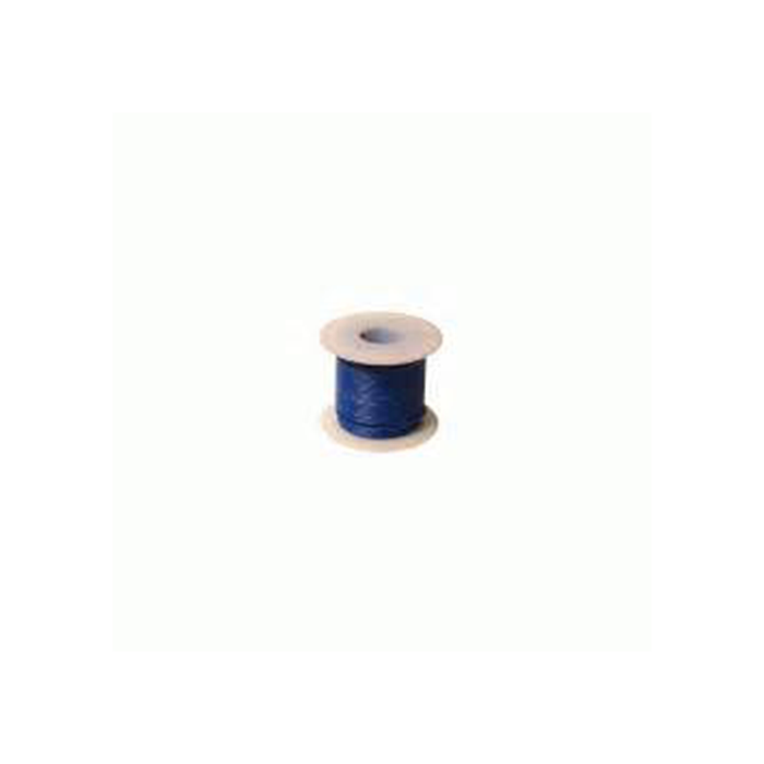 Elenco 884460 Blue 22 AWG Solid 25 ft.
