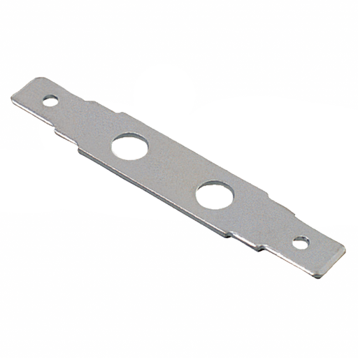 Ideal 89-317 Terminal Strip Quick Connect, Flat-Flat, .187 Tab, 10/Card
