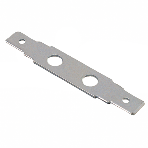 Ideal 89-417 Terminal Strip Quick Connect, Flat-Flat, .250 Tab, 10/Card