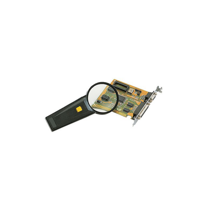 Pro'sKit 900-125 Round Lighted Magnifier
