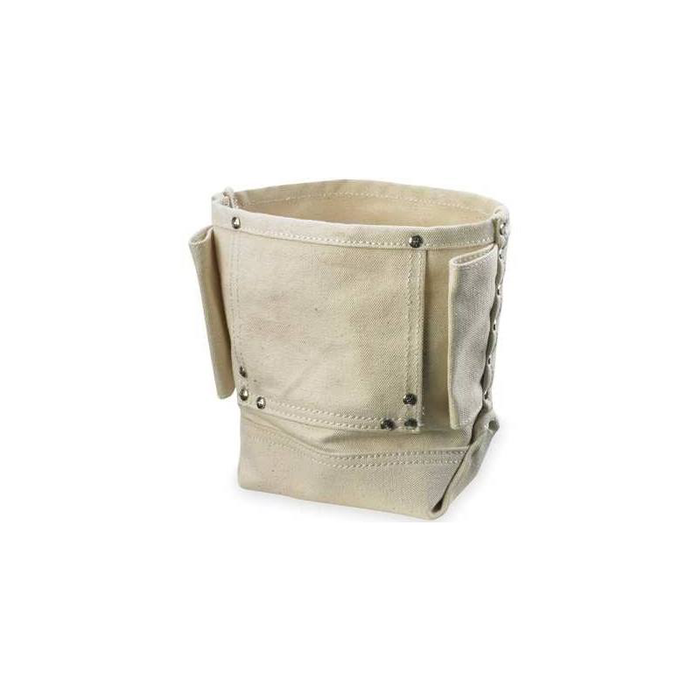 CLC 914 Standard Canvas Nut & Bolt Bag