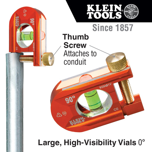 Klein Tools 935AB1V ACCU-BEND Level