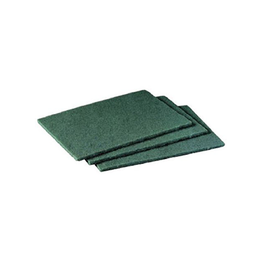 "3M 96-20 9"" x 6"" General Purpose Scouring Pad, 20 Piece"