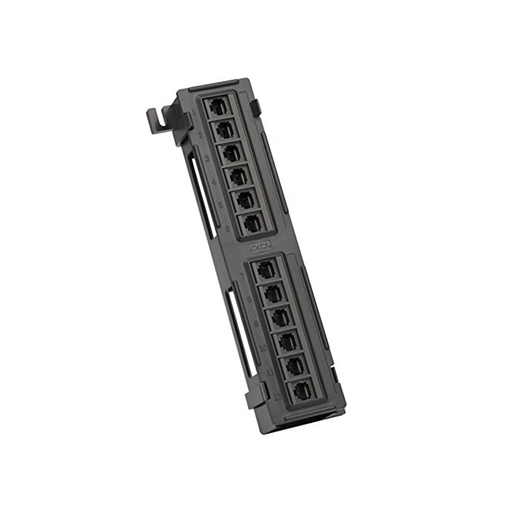 Platinum Tools 650-12C5 Platinum 12 Port Cat5e Non-Shielded