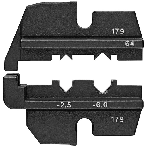 Knipex 97 49 64 Crimping Dies for ABS connectors
