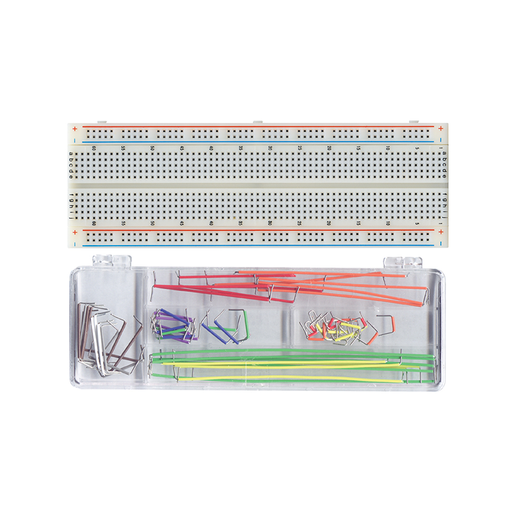 Elenco 9880WK Breadboard 9830 With JW-350 Jumper Wire Set