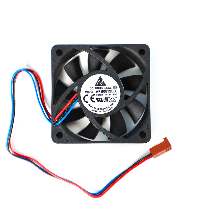 Delta Electronics AFB0612LC 12 VDC 60mm x13mm Fan