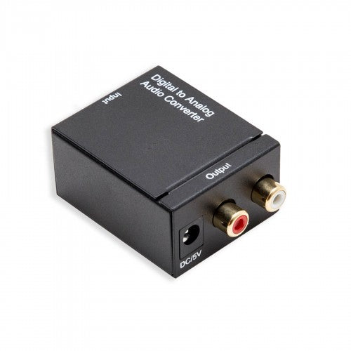 Syba SY-AUD60011 Digital to RCA Analog 192kHz/24bit Audio Converter