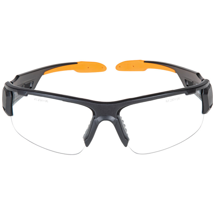 Klein Tools 60161 Professional Safety Glasses, Clear Lens