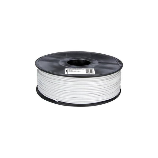 "Velleman ABS3W1 1/8"" ABS Filament, White"