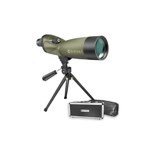 Barska AD10350 20-60x60mm WP Blackhawk Spotting Scope Straight