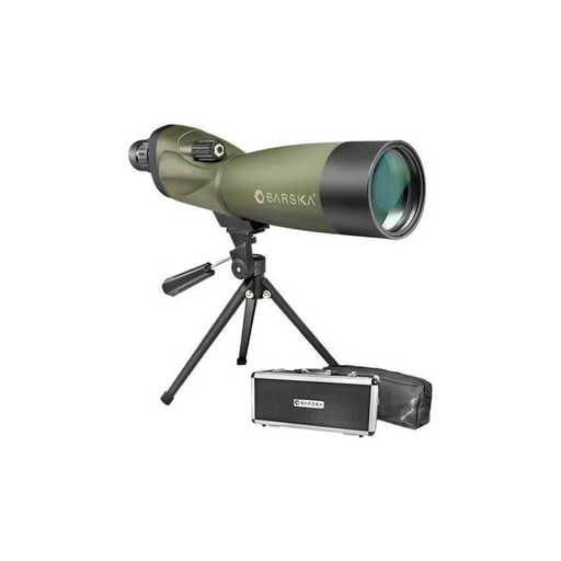 Barska AD10528 20-60x70mm WP Blackhawk Spotting Scope Straight