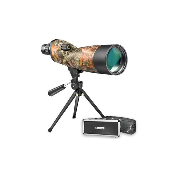 Barska AD10976 20-60x60mm WP Blackhawk Mossy Oak® Break-Up® Camo Spotting Scope Straight