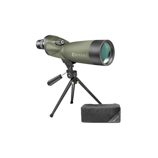 Barska AD11114 18-36x50mm WP Blackhawk Spotting Scope Straight
