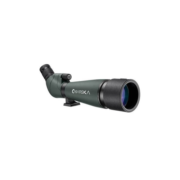 Barska AD12756 20-60x80mm WP Colorado Spotting Scope Straight Green