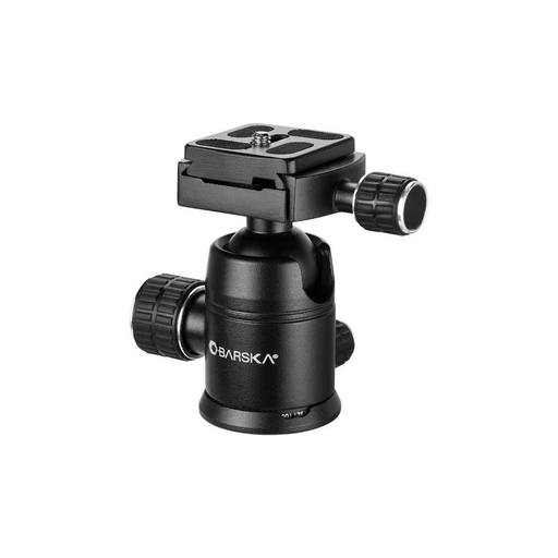 Barska AF12544 Ball Joint Tripod Head