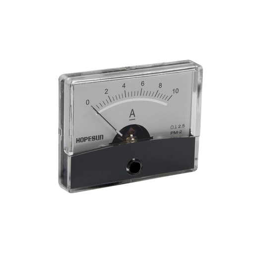 Velleman AIM6010A: Analog Current Panel Meter 10A DC