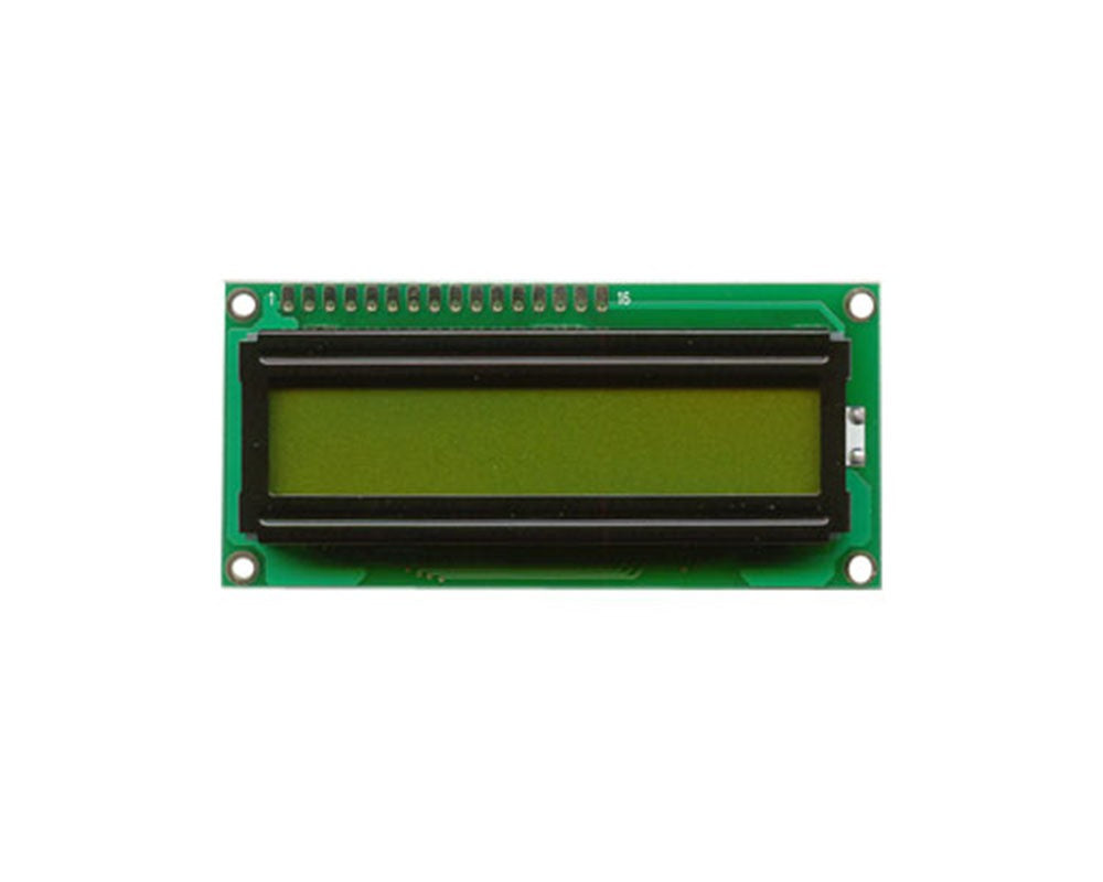 Orient Display AMC1601A-B-Y6NFDY 1x16 Character LCD Display Module