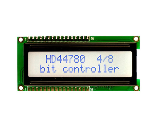 Orient Display AMC1602A-B-G6WFDW 2x16 Character LCD Display Module