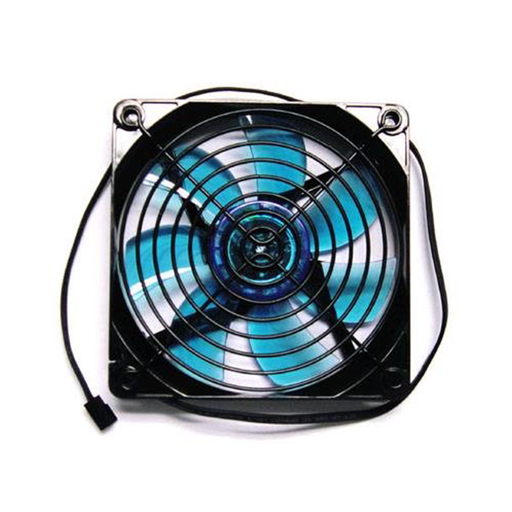 Apevia CF12SL-BBL 120mm Blue LED Case Fan