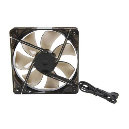 Apevia CF12SL-TBL 120mm Blue LED Fan