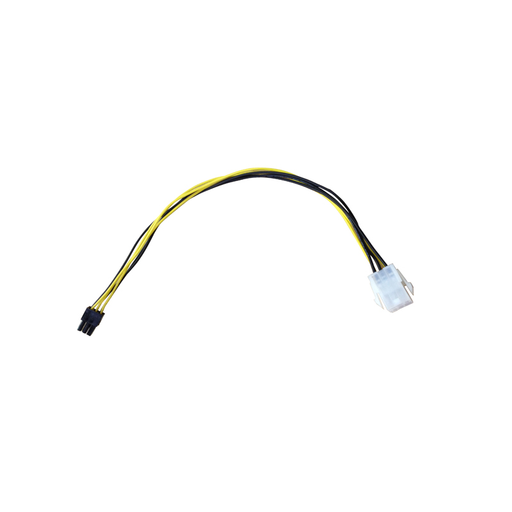"iStarUSA ATC-PCIEX-6  PCI-E 6-pin 12"" Extension Cable"