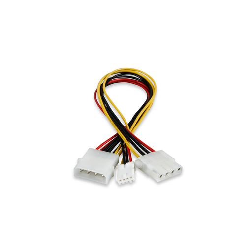 iStarUSA ATC-Y-MFM 1 Power Lead Y-Cable