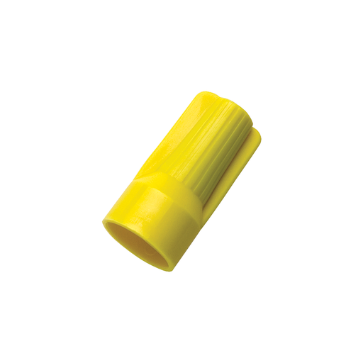 Ideal B1-B B-CAP Wire Connector, Model B1 Yellow, 500/Bag