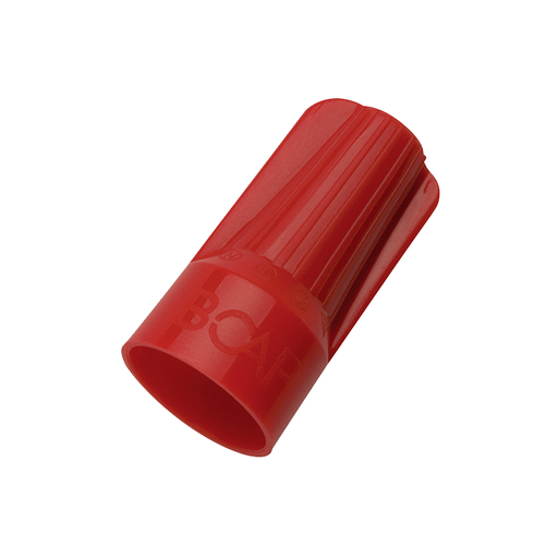 Ideal B2-500JR B-CAP Wire Connector, Model B2 Red, 500/Jar