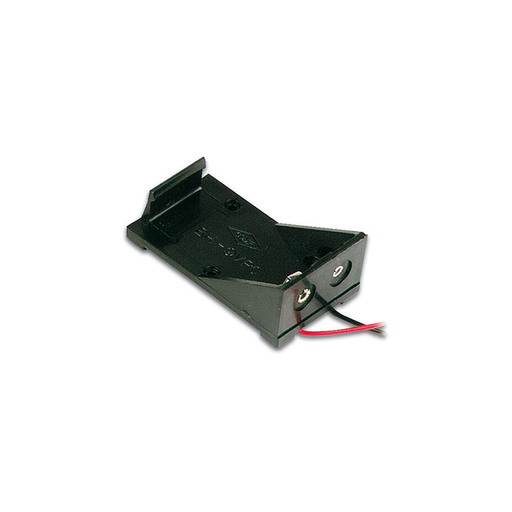 Velleman BH9V Battery Holder for 1 x 9V CELL with Leads