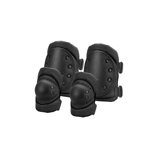 Barska BI12250 Loaded Gear CX-400 Elbow and Knee Pads