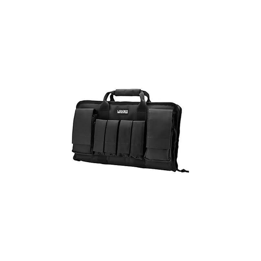 "Barska BI12262 Loaded Gear RX-50 16"" Tactical Pistol Bag (Black)"
