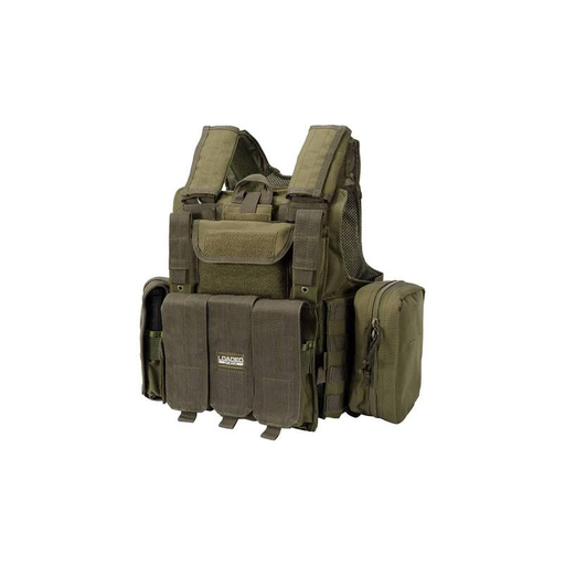 Barska BI12286 Loaded Gear Tactical Vest VX-300 (OD Green)